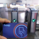 LRT Beep card: my experience with the new ticketing system