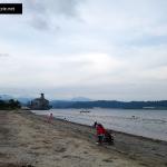 Beach near Subic Park Hotel