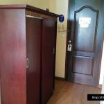 Closet at Subic Park Hotel