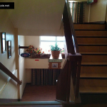 Subic Park Hotel stairs