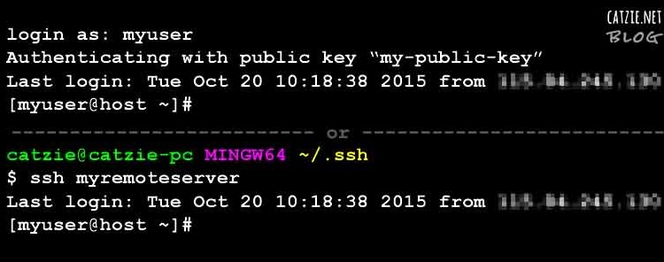 ssh-without-password