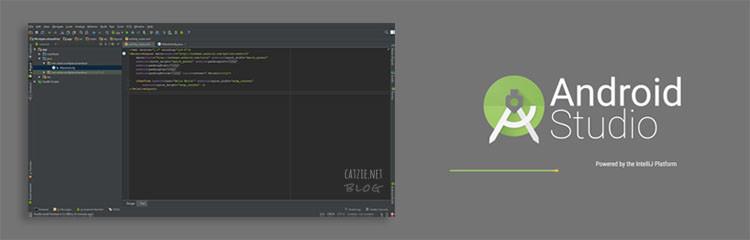 Android Studio dark theme