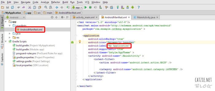 android-studio-android-manifest