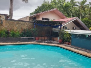 pool (Rockpoint Hotspring Resort Hotel review)