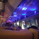 Manila to Baguio bus with CR: Joy Bus (Genesis Bus Deluxe)